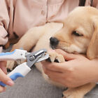 Large Cat/Dog Pet Nail paw Claw Clippers Scissors Grooming Trimmer Nail File Kit