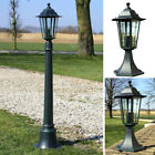 Victorian Style Lantern Outdoor Garden Driveway Patio Lamp Post Lighting 2 Sizes