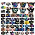Washable Reusable Facemask Half Face Mouth Mark Protective Adults Kids Cottonnew