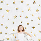 20pcs 3d Mirror Wall Sticker Stars Shape Stickers Decal Home Room Decorations