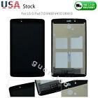 For LG 5.5 Q7 Plus G Pad 7.0 V400 LK430 LCD Touch Screen Digitizer Replace _CA