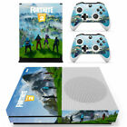 Fit Xbox One S and PS4 Console&Controller Skins Protective Decal Vinyl sticker U