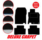 Nissan Qashqai 2014 Onwards Tailored Car Mats Deluxe Carpet & Edgings 4pc