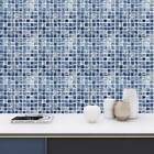 10 Pieces Mosaic Kitchen Waterproof Wall Stickers Floor Decal Bedroom Home Decor