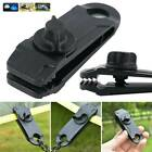 Awning Tent Tarp Clips Hanger Snap Clamp Outdoor Hanger Camping Accessories