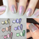 BORN PRETTY Auroras Snowlight Shining Cat Eye Powder Nail Art Powder Glitter