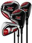 Callaway X Series Full Set - Steel Shaft
