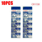 Wholesale CR1130 CR 1130 ECR1130 Lithium Coin Cell Button Battery Replacement
