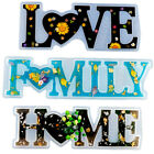 Love Home Family Resin Silicone Molds for Epoxy Mold DIY Making Table Decoration