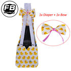 4 Sizes Adjustable Cloth Diaper Wearable Poultry for Farm Pet Goose/Duck/Chicken