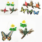 Butterfly Play Bird Cat Electric Toy Rod Wire For Pet Cat Teaser Rotating
