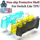 2 in 1 Anti-Slip Protective Case Back Cover+ Stand For Nintendo Switch Lite TPU