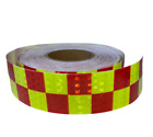 1mx5cm Car Vehicle Reflective Safety Warning Tape Roll Film Reflector Sticker