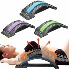 Back Massager Stretcher Equipment Tools Magic Stretch Fitness Lumbar Pain Relief