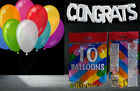 1 Pack Of 10 Pieces Globos Balloons Assorted Colors Birthday Party Decoration