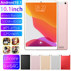 Q10 6GB 64GB Android 10.1 Tablet WiFi GPS 5G Phone Call Tablet PC  32GB TF Card