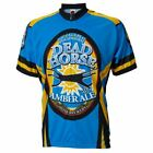 """Moab Brewery Dead Horse Ale beer Men's 15"""" Zip Short Sleeve Cycling Jersey"""