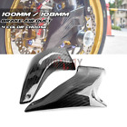100mm CarbonCaliper Air Duct Brake Cooling for For Ducati MONSTER 821 2014-19
