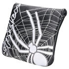 Golf Head Putter Square Mallet Protector Spider Pattern Headcover for Most Brand