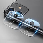 9D Explosion-proof Anti-scratch Tempered Glass Lens Film Protector for iPhone 12