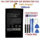 Mobile Phone Battery+ Tools For Caterpillar CAT S60 S50 S40 S30 458002-S40
