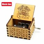 Y-Classical Wooden Carved Music Box Queen Dragon Ball Z Hand Engraved Kids Toys