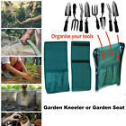 Portable 2-in-1 Foldable Garden Kneeler and Seat Garden Soft Kneeling Pad