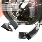 108mm Carbon Air Duct Caliper Brake Cooling for KAWASAKI NINJA ZX-6R 636 ZX6RR