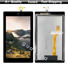 For Amazon Fire 7 9th Gen HD 7 M8S26G LCD Screen Touch Digitizer Assembly+Frame