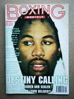 Magazine - Boxing Monthly Boxers Full Contents Index Shown - Various IssuesOther Boxing Memorabilia - 1227