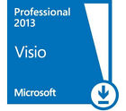 [Genuine] Visio 2013 Professional - No Expiry