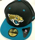 JACKSONVILLE JAGUARS NEW ERA NFL 59FIFTY ON FIELD SIDELINE FITTED HAT CAP $35