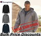 Champion Mens Full Zip Hooded Anorak Jacket CO125 up to 3XL