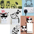 5xcute Switch Stickers Wall Poster Home Decoration Accessory Wall Stickers Gifts