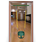 Full Bucket Swing Kit w/ Adjustable Doorway Chin Up Bar 23.6'' to 39.3'' Indoor