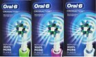 Oral-B CrossAction Rechargeable Electric Toothbrush Choose Blue Green or Purple