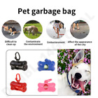 Bags 40 Poop Waste Dog Poo Eco Biodegradable Pet Disposal Puppy Holder QUALITY
