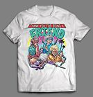 THANK YOU FOR BEING A FRIEND GOLDEN NINJAS SHIRT* MANY OPTIONS * FREE SHIPPING