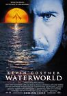 WATERWORLD Classic 90's Vintage Movie Poster Wall Film Art Print - Kevin Costner