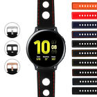 StrapsCo Rubber Rally Band Strap for Samsung Galaxy Watch Active2
