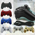 PS3 Controller PlayStation3 DualShock Wireless SixAxis GamePad US