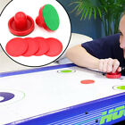 Mallet Table Game Accessories Air Hockey Pusher Party Home Mini Red Puck Felt