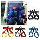 Safety Climbing Harness Construction Protection Tree Climbing Waist Strap Belts