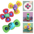 Suction Cup Spinning Toy Interesting Spin Sucker Bath Toys for Baby Kids