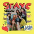 STAYC STAYDOM 2nd single Album CD POSTER Photo Book 3 Card Sticker K-POP SEALED