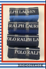 NIP Polo Ralph Lauren Men's Briefs Underwear Classic Fit 4 pack Blue White Black