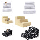 Dog Ladder Ramp for High Bed Animals Cats Dog Pet Stairs 3 Non-slip Steps