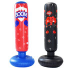 Inflatable Punching Bag Boxing Bag Karate Children Stress Relief Boxing Toys