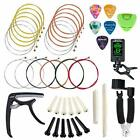 SUNYIN Guitar Strings Replace Kit Acoustic Guitar String Repair Tool Kit,Guitar
