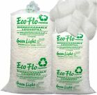 Eco Friendly Packing Peanuts Biodegradable Loose Void Fill Flo ALL QUANTITIES